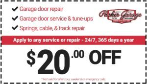Garage Door Spring Replacement Phoenix Parker Doors