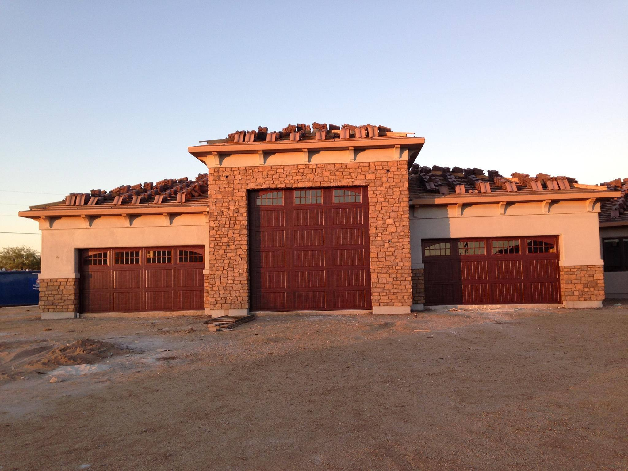 new-garage-door-installation-phoenix-az