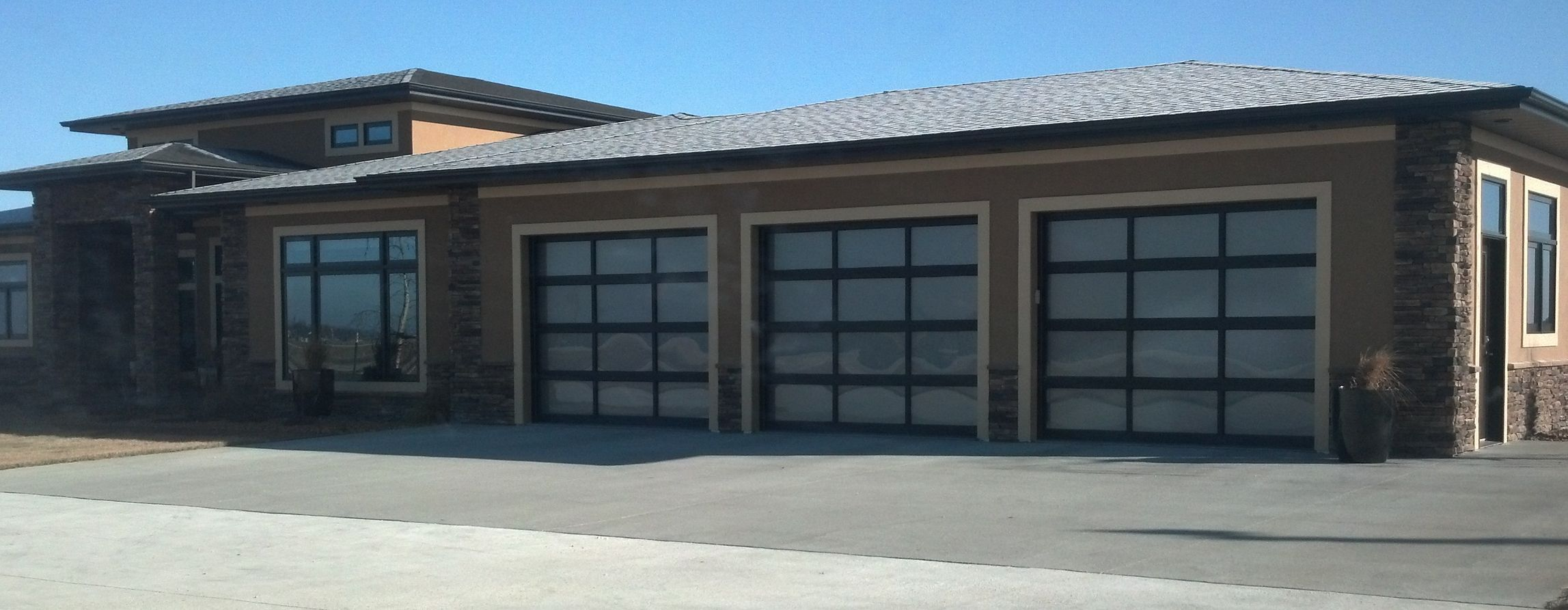 New garage door sales installation phoenix parker doors for New garage