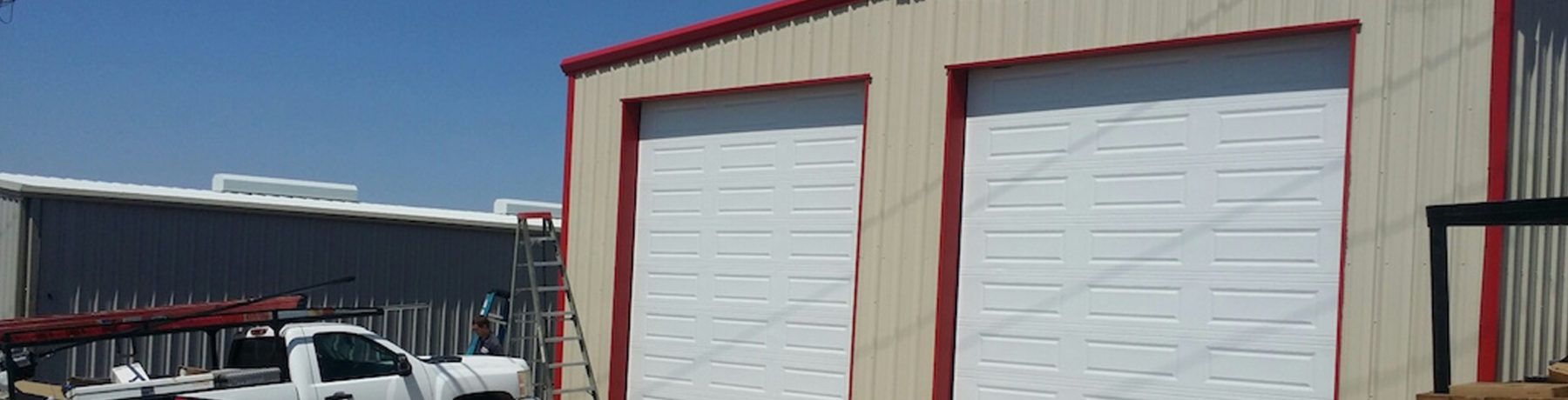 Shop Commercial Garage Doors